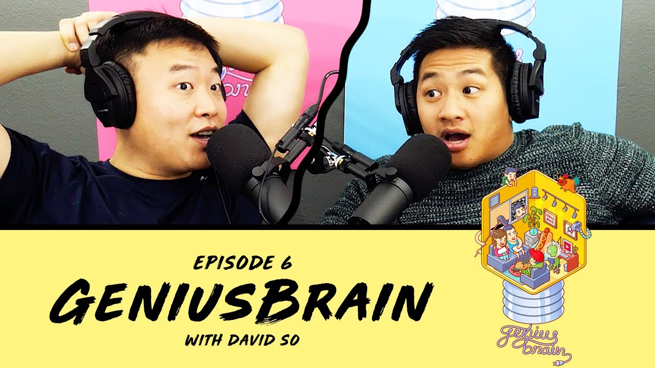 What It Takes to Lose Weight - Ep 6 - GeniusBrain w/ David So & Nick Dunn