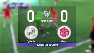 Обзор матча Дружба 0 0 IPnet Турнир по мини футболу в городе Киев