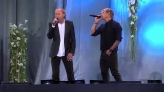 Vinni og Halvdan Sivertsen - Sommerfuggel i Vinterland @ Nasjonal Minnekonsert 22.7.2012 YouTube Videos