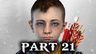 God of War Gameplay Walkthrough Part 21 - ATRESUS (PS4 2018)