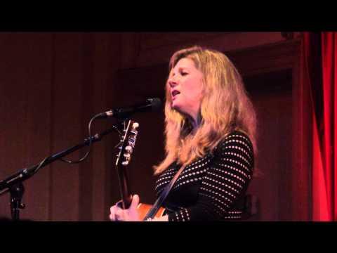When I was a boy - dar Williams - Live Bush Hall - London - 05-03-2014
