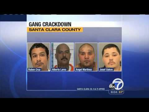 48 indicted in Santa Clara County gang crackdown