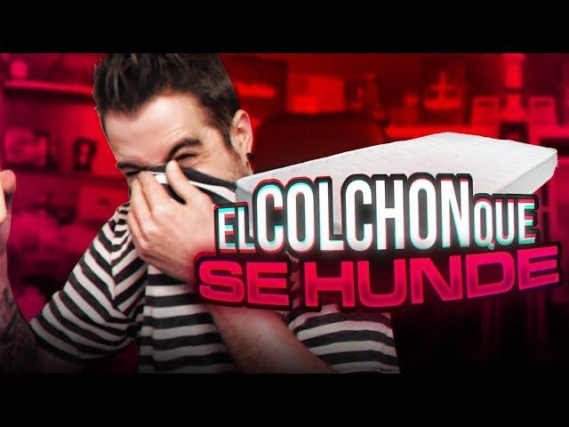 EL COLCHÓN QUE SE HUNDE (Broma telefónica)