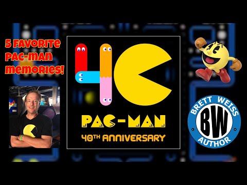 My 5 Favorite Pac-Man Memories - 40th Anniversary Celebration!  (Not Billy Mitchell LOL)