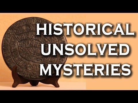 Top 10 Historical Unsolved Mysteries