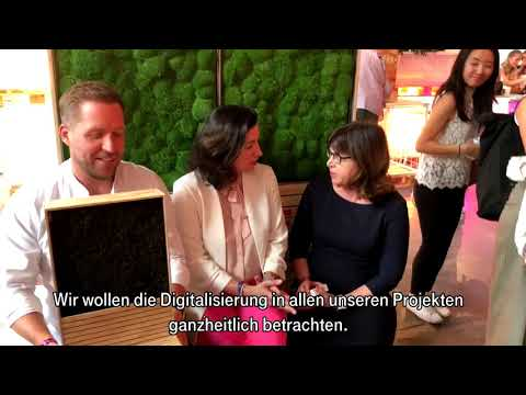 Social Media Post: T-Systems auf dem Tech Open Air