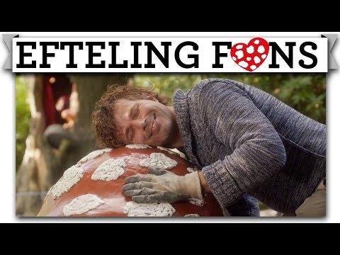 Frank bouwt de Efteling na in zijn achtertuin – Efteling Fans