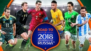 2018 FiFa world cup schedule & Time Table
