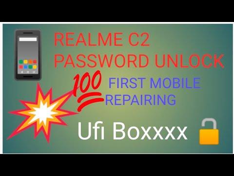 Realme 2 password unlock
