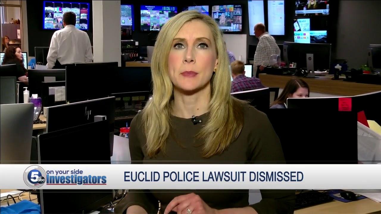 KKK JUDGE DISMISSES EUCLID BLACK MAN'S LAWSUIT AGAINST POLICE BRUTALITY #StartHuntingTheirs