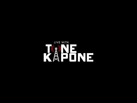 Tone Kapone - Live with Tone Kapone Ep.1