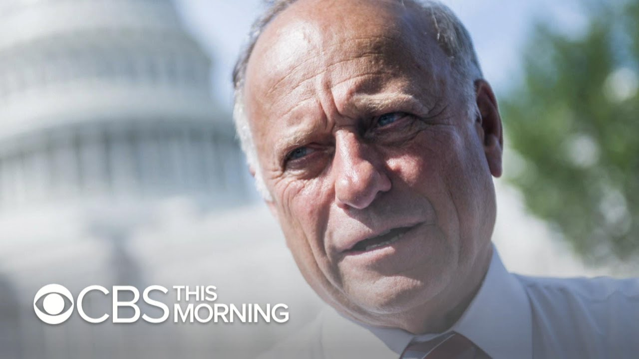 Steve King removed from his committees after remarks on white supremacy