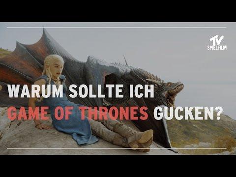 Darum Solltet Ihr Game Of Thrones Schauen