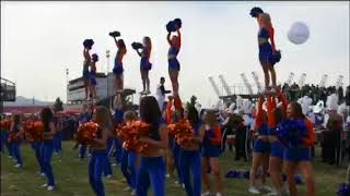 State upskirt Boise cheerleaders