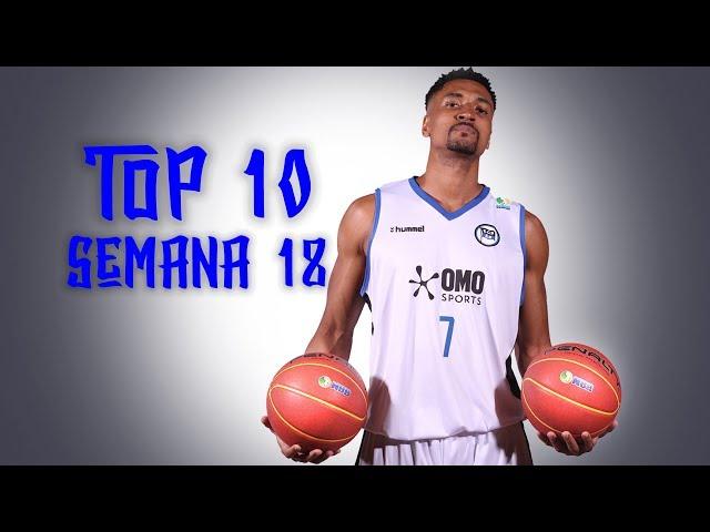 Top10 #NBBCaixa | Semana 18
