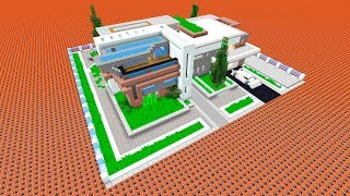 MINECRAFT - 1,000,000 TNT vs BIGGEST HOUSE! (NOOB vs PRO)