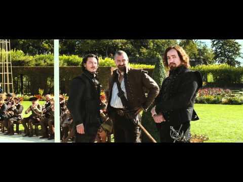 Trailer do filme Os Três Mosqueteiros