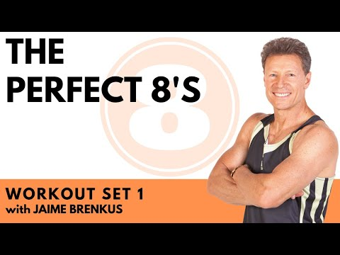 The Perfect 8's Workout Set 1 With Jaime Brenkus