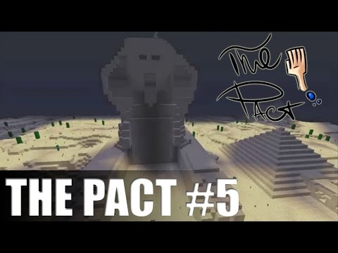 Minecraft The Pact #5 - PRANK,TIME LAPSE, ПЪТУВАНЕ