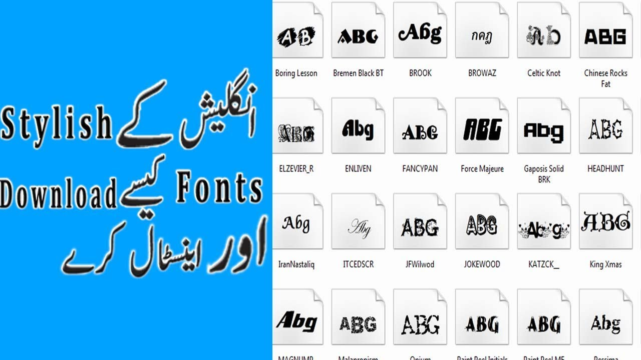 Fonts stylish photoshop cs5 advise dress in everyday in 2019