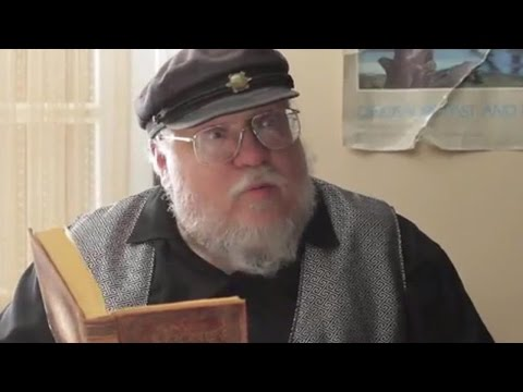 Game Of Thrones Author George R.R. Martin On Refugees