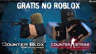 Counter Strike CS GO gratuit et jouer ONLINE à ROBLOX