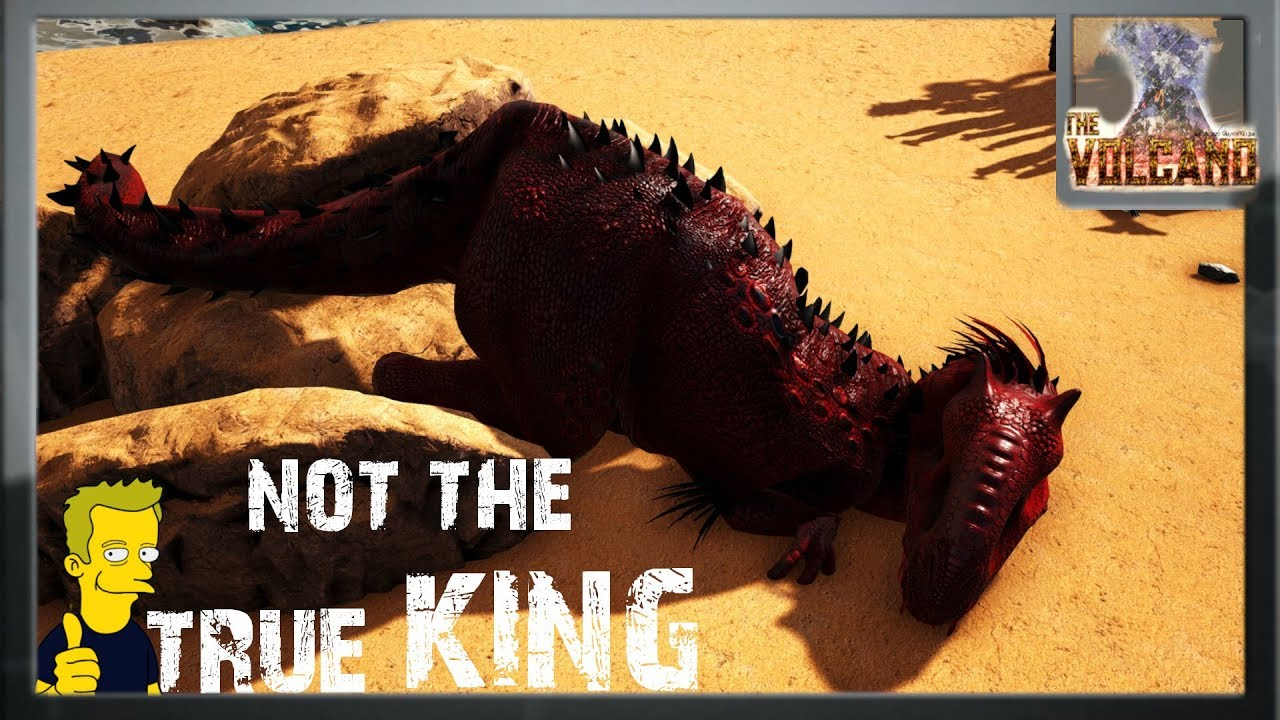 The King is DEAD ! Long live the King - ARK: Survival THE