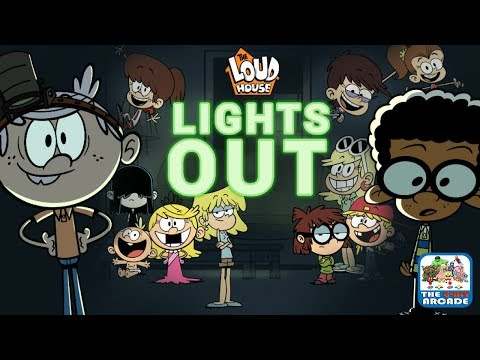 The Loud House: Lights Out - Help Lincoln Get The Power Back On (Nickelodeon Games)