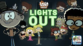 the loud house lights out help lincoln get the power back on nickelodeon games