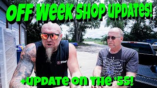 187 Customs Shop Updates During Our Off Week From NPK, Fireworks, Plus an Update on The 55!