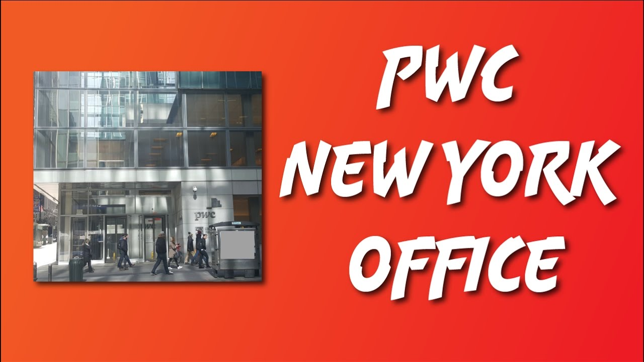 PwC New York Office (300 Madison Avenue)