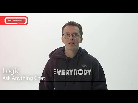 Logic Reveals A Dream He's Never Spoken Of & The Movie He Wrote.  Part 2