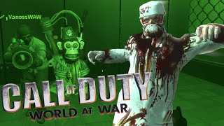 Custom Zombies Fun - Trolling Nogla, Floating Eyeballs, Pictionary(cod: World At War Funny Moments)