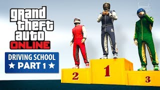 GTA Online: How to Win Races [Driving School #1]
