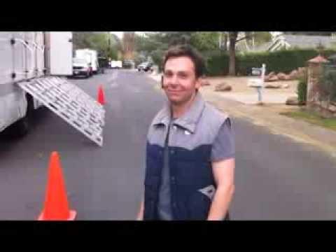 Gabriel Tigerman's On Set Challenges