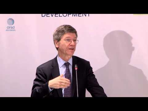Climate Change and the Green Economy - Jeffrey Sachs