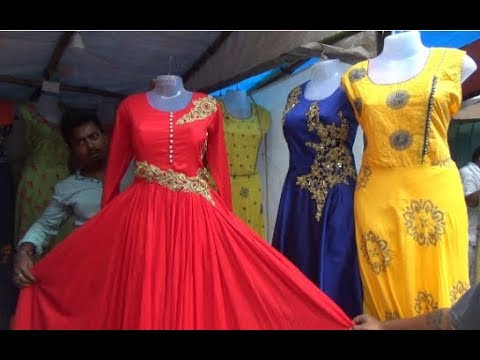 MANGLA HAAT HOWRAH - Cheapest & Biggest Wholesale Ready Made Garments Market Of India |