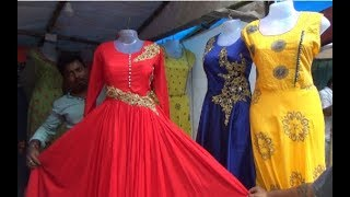 MANGLA HAAT HOWRAH (Part 1) - Cheapest & Biggest Wholesale Ready Made Garments Market Of India |