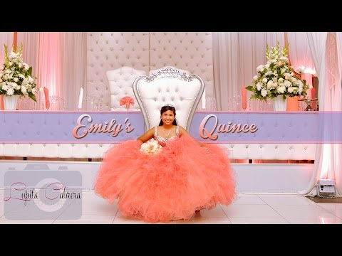 Emily Perez Quinceanera Highlights