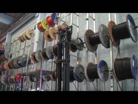 K400 REEL RACKS - YouTube