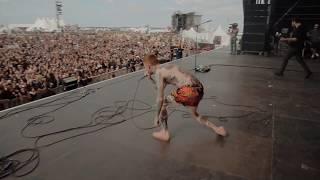 Devil Inside Me Live at Download Festival Paris 2018