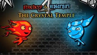 Fireboy and Watergirl 4 Full Gameplay Walkthrough