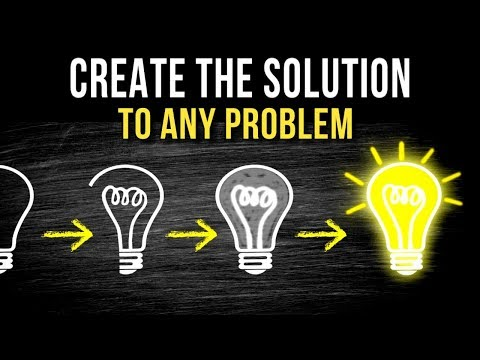 How to BECOME the Solution to ANY Problem You Are Facing in 5 Steps! (Law of Attraction)
