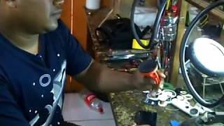 cara membuka keseng lenovo vibe shot