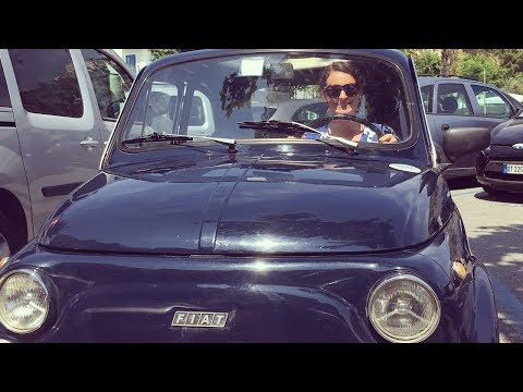 Hartman Helps: How to Drive a Vintage Fiat 500