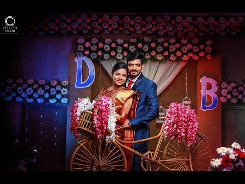 A Kerala Pentecostal Wedding Highlights of DAN & BLESSY by Chandra Studio