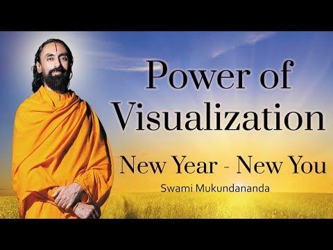 New Year New You 2018 - Power Of Visualization, Subconscious Mind - Swami Mukundananda