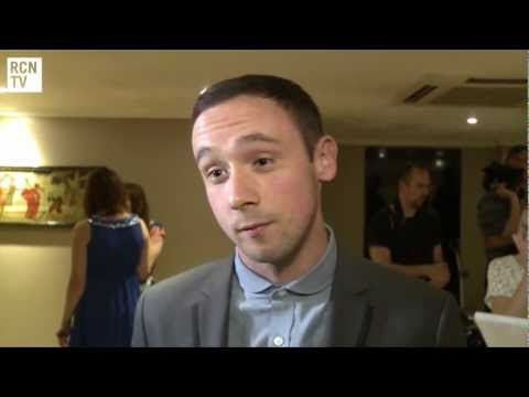 Jason Maza Interview The Knot UK Premiere