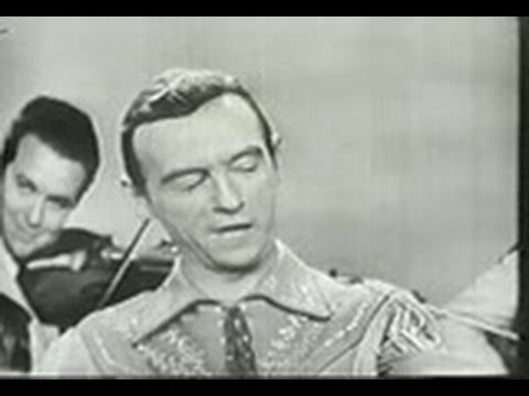 HANK SNOW.  Canadian Country Music Legend on Country Style USA 1960.