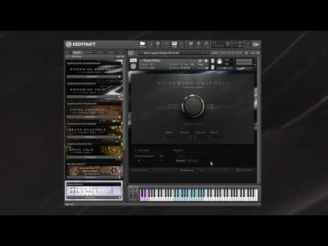 SYMPHONY SERIES - WOODWIND Using Effects